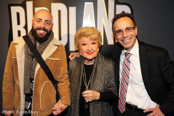 Pat Firth, Marilyn Maye, Tedd Firth