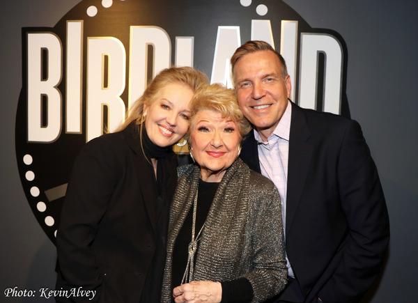 Stacy Sullivan, Marilyn Maye, Todd Murray