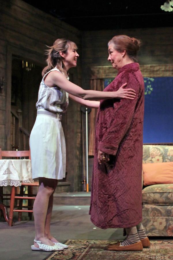 Photo Flash:  Hampton Theatre Company Presents ON GOLDEN POND