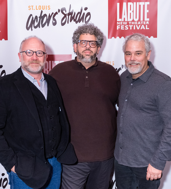 John Pierson, Neil LaBute and William Roth