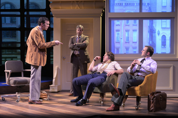 Photo Flash: First Look At FROST/NIXON At Theatreworks Silicon Valley