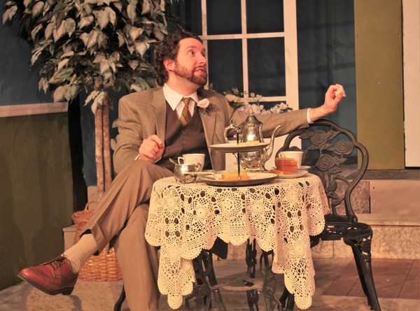 Photo Flash: THE IMPORTANCE OF BEING EARNEST At ActorsNET