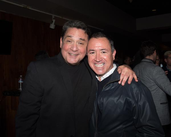 Nick Santa Maria and Steven Glaudini
