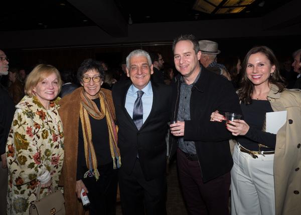 Cathy Rigby, Amy Lieberman, Glenn Casale, Brian Kite, and Shelly Wolf