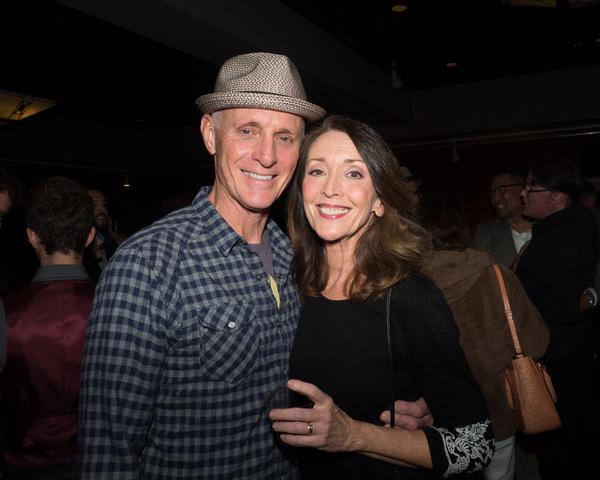 Andy Umberger and Teri Bibb