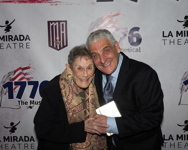Myllie Taylor and Glenn Casale