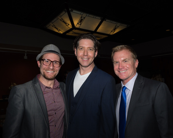 Marc Ginsburg, James Barbour, and Tom McCoy