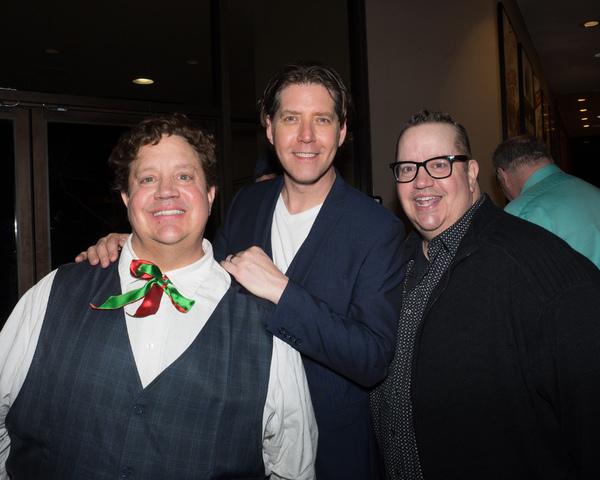 Peter Allen Vogt, James Barbour, and Paul Vogt