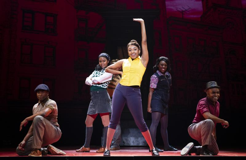 BWW Review: A BRONX TALE is Catchy and Compelling