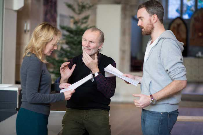 Guest Blog: Director Alastair Whatley On CAROLINE'S KITCHEN