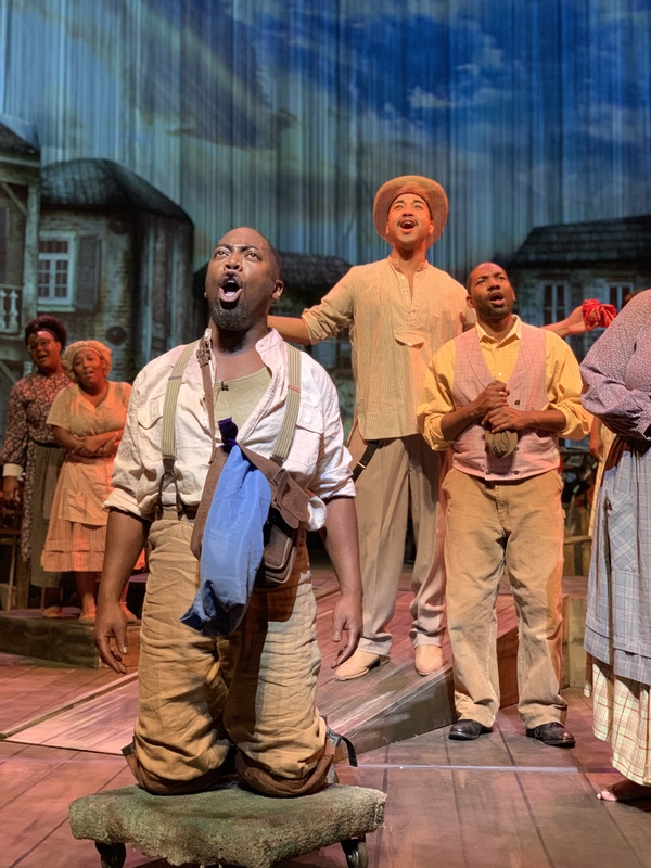 Photo Flash: Opening Tonight - The South Florida Symphony Orchestra's PORGY AND BESS