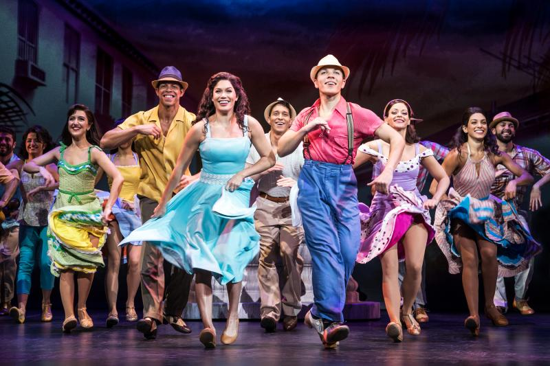 BWW Review: ON YOUR FEET Heats Up A Cold Winter's Night in Music City
