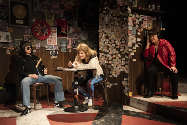 Photo Flash: First Look at Atlantic's EDDIE AND DAVE