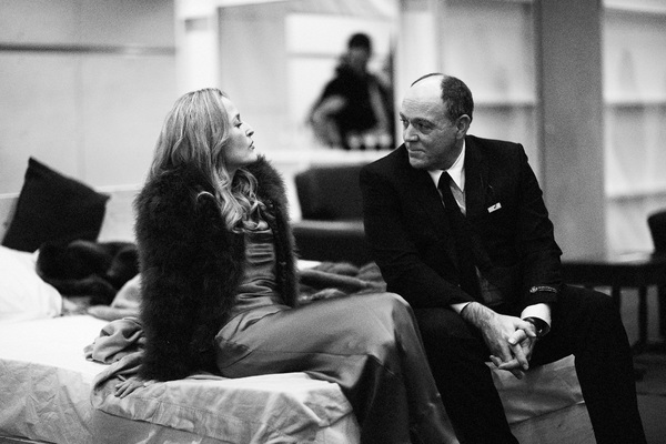 Photo Flash: In Rehearsal with ALL ABOUT EVE