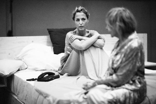 Gillian Anderson, Sheila Reid Photo