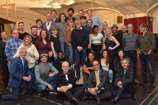 Peter Noone joins The Cast and Creative Team of My Very Own British Invasion Photo