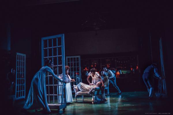 Photo Flash: Portland Center Stage Presents SENSE & SENSIBILITY