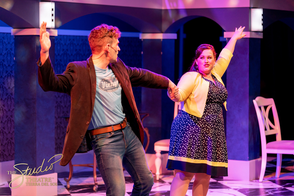 Photo Flash: The Studio Theatre Presents IT SHOULDA BEEN YOU