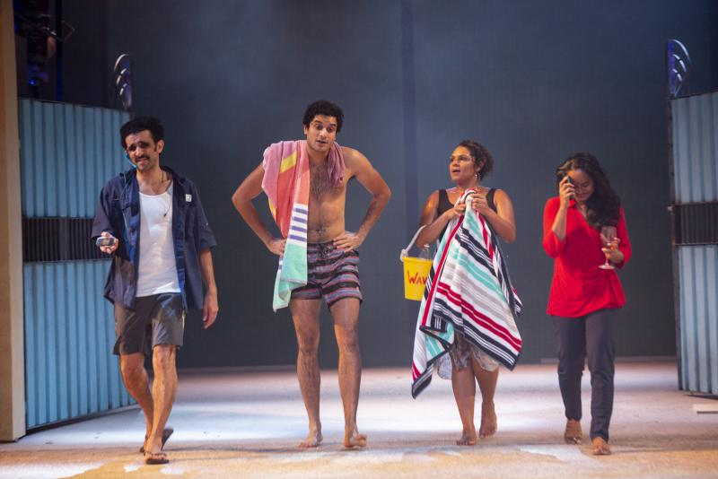 BWW REVIEW: History, Homeland and Healing Is Presented In The Wonderful New Australian Work COUNTING & CRACKING