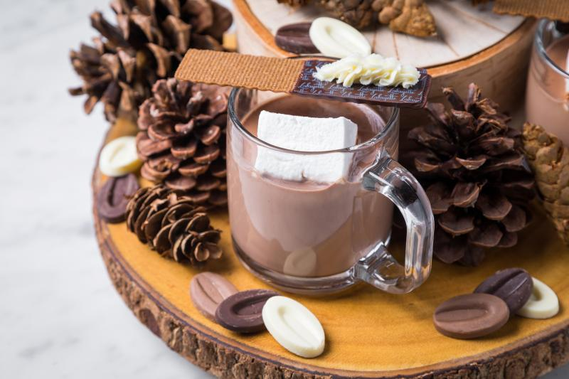 VALRHONA HOT CHOCOLATE FESTIVAL in NYC from 1/19 to 2/3
