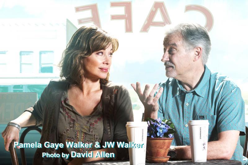 BWW Interview: Long-Time Partners JW Walker & Pamela Gaye Walker Enjoying EMPTY-NESTing & Working Together