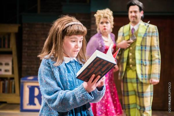 Photo Flash: Get A First Look At First Stage's MATILDA The Musical