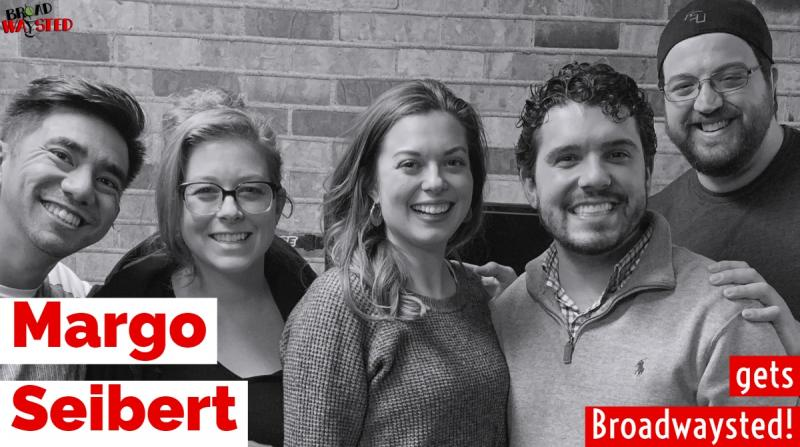 The 'Broadwaysted' Podcast Welcomes ROCKY, IN TRANSIT Star Margo Seibert and HAMILTON's Aaron J. Albano