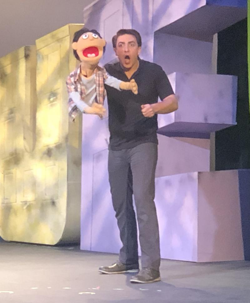 BWW Review: Circle Players' AVENUE Q Ushers in 2019 With Fast-Paced Hilarity