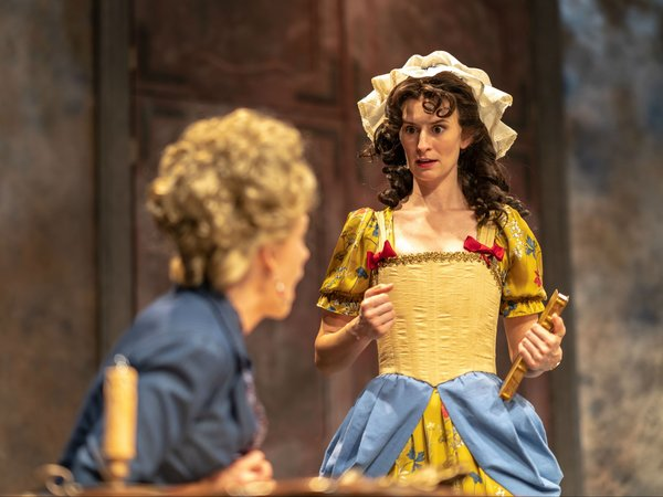 Photo Flash: Gulfshore Playhouse Reignites Courageous Call To Action In THE REVOLUTIONISTS
