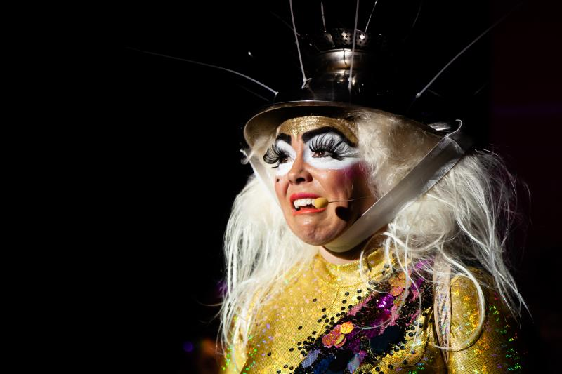 BWW Review: The Legend of Queen Kong - Episode II Queen Kong in Outer Space