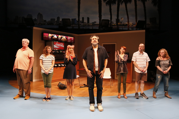 Photo Flash: Steppenwolf's LINDA VISTA Opens At Center Theatre Group