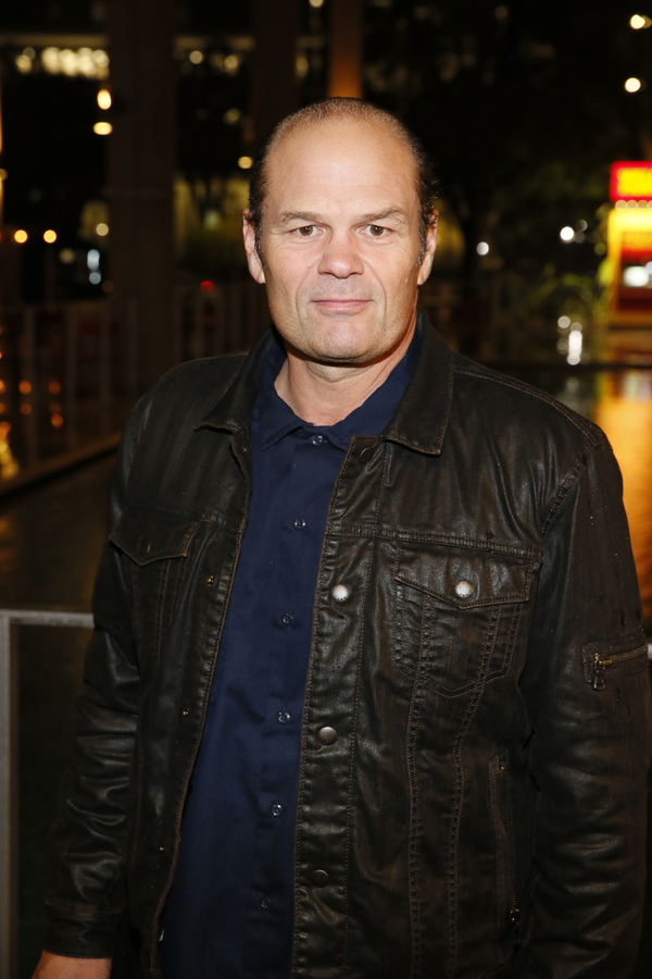 Actor Chris Bauer  Photo
