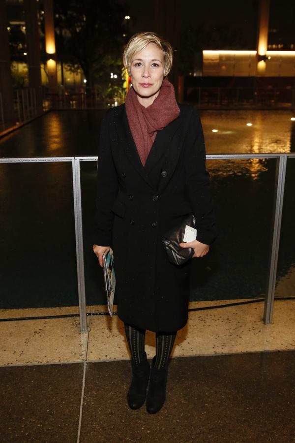 Actor Liza Weil