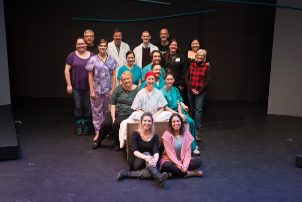 Photo Flash: WIT Comes To Wheaton Drama Stage This Friday