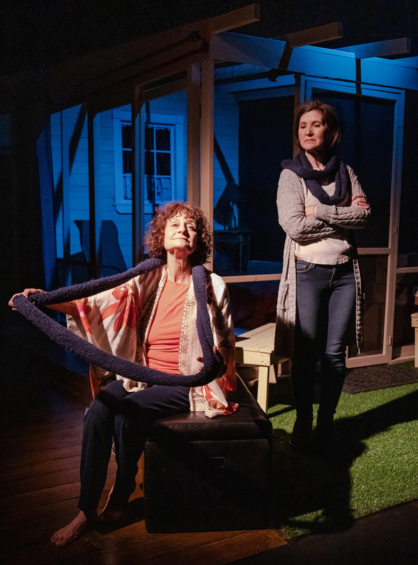 Photo Flash: First Look at Open Fist Theatre Company's LAST CALL