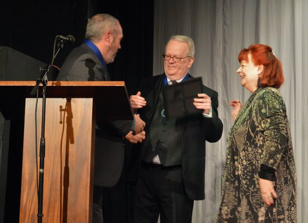 Bryce McDonald, producing director of Cumberland County Playhouse, is named Theaterati of the Year.