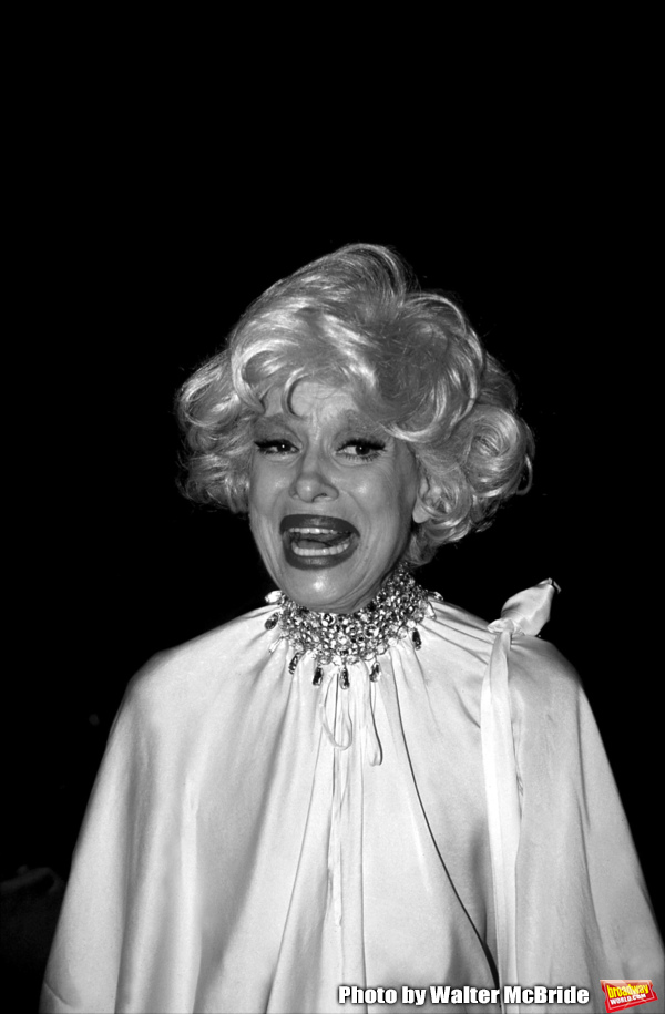 Photo Flashback: Remembering the Great Carol Channing