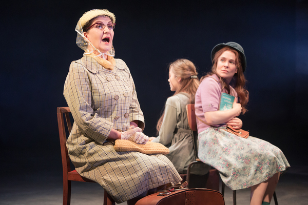 Photo Flash: First Look at Kaisa Hammarlund and the Cast of VIOLET