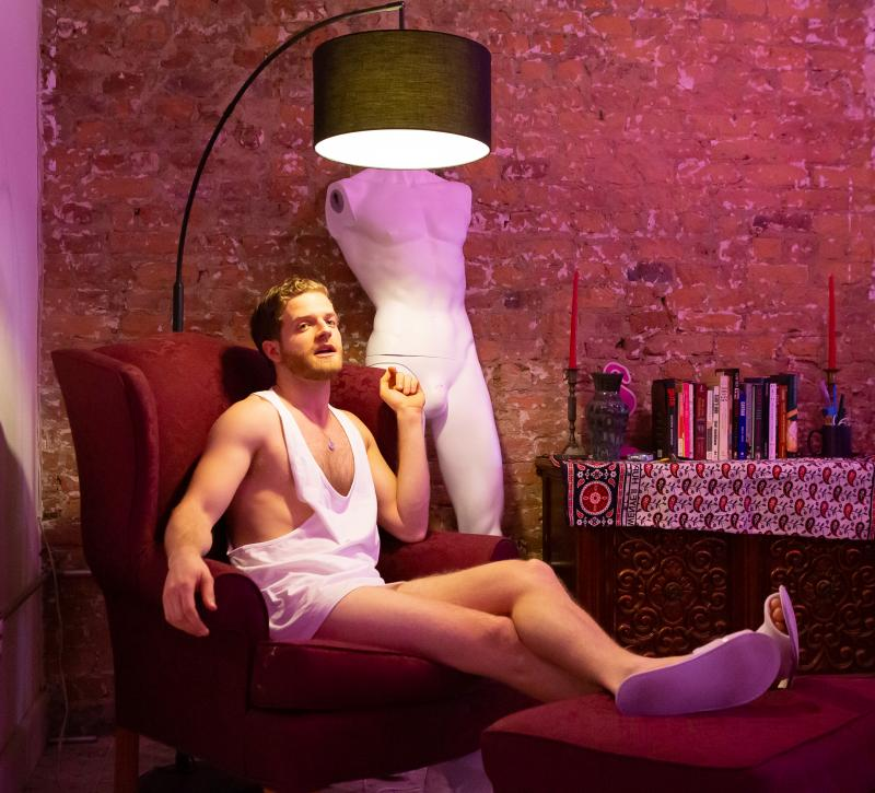 BWW Review: Site-Specific, Immersive Play BLEACH Explores Gay Sex Work