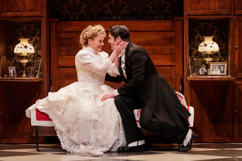 BWW Review: Village's I DO! I DO! a Show about Commitment, That Lacks Commitment