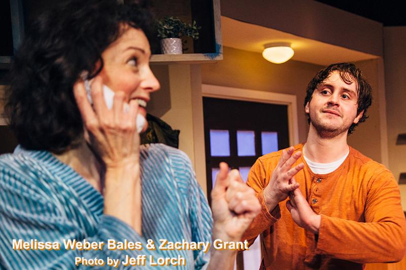 BWW Review: A Disturbing SMART LOVE Rivets With Much Food For Thought
