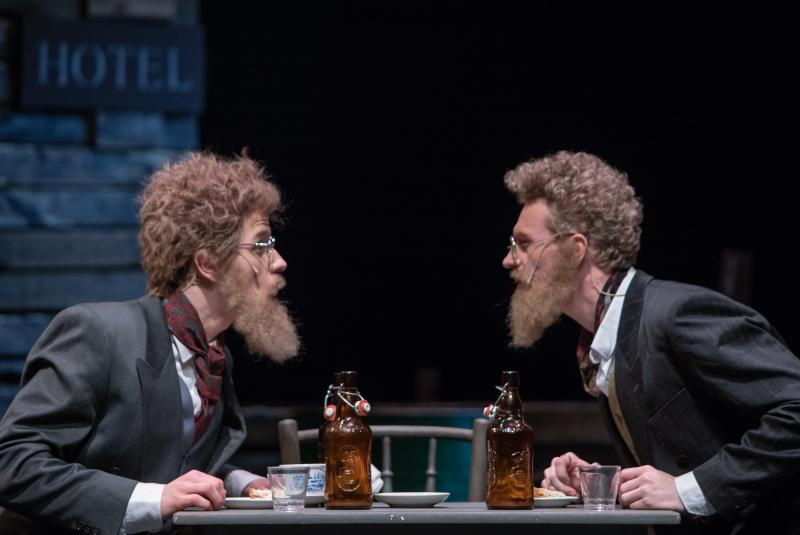 Youth on Stage: CRAZY FOR YOU at Culturehouse Martinus, Review