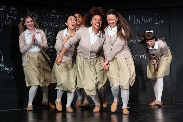 Photo Flash: First Look at SPRING AWAKENING at The Argyle Theatre