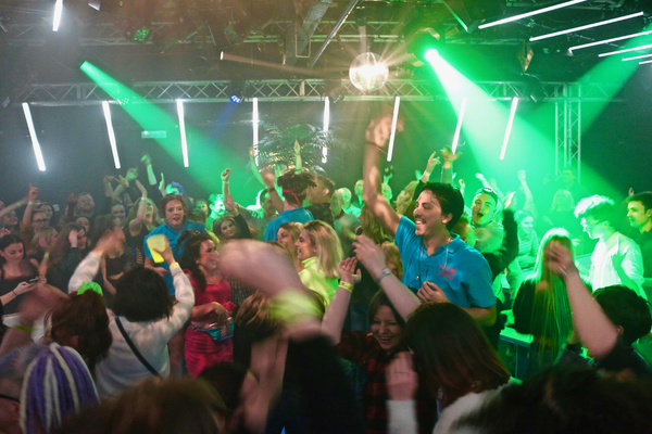 Photo Flash: First Look at the World Premiere of CLUB MEX