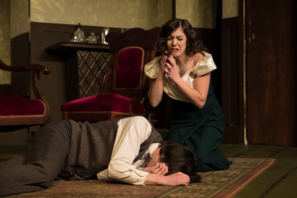 Photo Coverage: First look at Little Theatre Off Broadway's THE GAME'S AFOOT