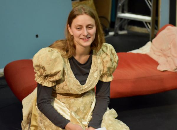 Photo Flash: Ophelia's Jump Presents VENUS IN FUR By David Ives