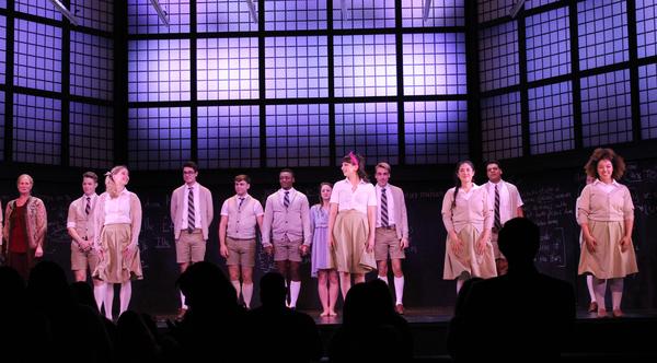 Photo Flash: Inside Opening Night of SPRING AWAKENING at The Argyle Theatre