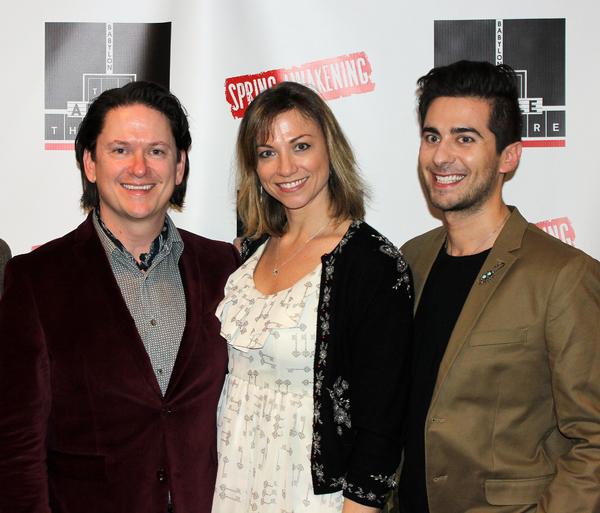 Matthew Earnest (Director), Sara Brians (Choreographer), Jonathan Brenner (Music Director)