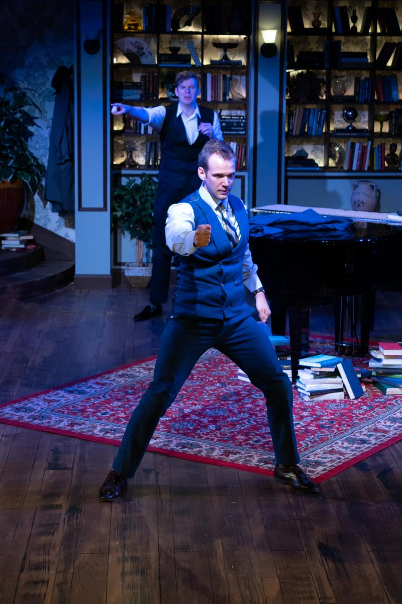 BWW Review: MURDER FOR TWO at Playhouse On Park