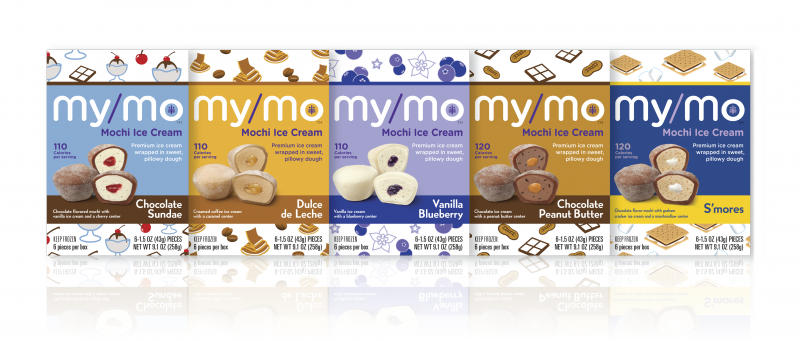 Photo: MY/MO Launches a New Triple Layer Item in Delicious Flavors